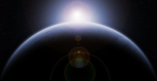 Снимка на Земята