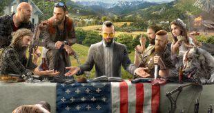"""Обложката на Far Cry 5 е интересна интерпретация на """"Тайната вечеря"""""""