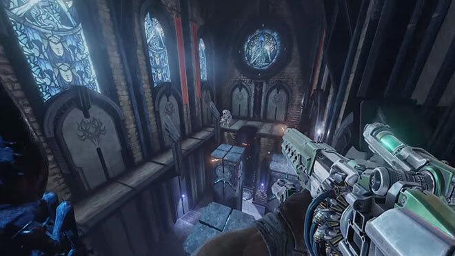 Quake Champions Arena
