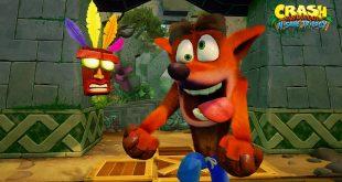 Ново геймплей видео от Crash Bandicoot N. Sane Trilogy