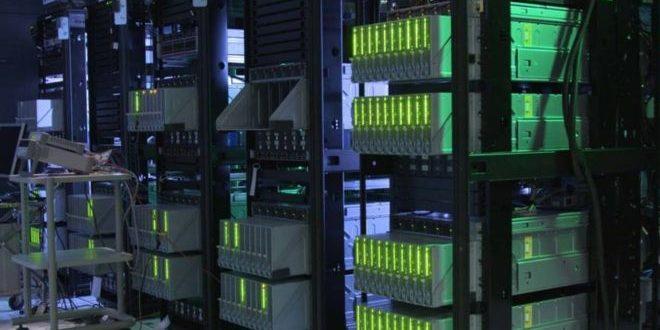 """Заглавна картинка на статията """"Нова технология за суперкомпютри от HPE"""""""