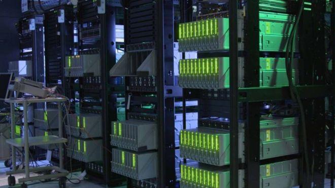 Нова технология за суперкомпютри от HPE
