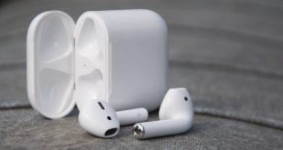 """Заглавна картинка на статията """"Apple AirPods за тренировка и медитация"""""""