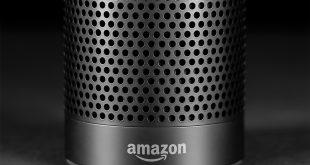 """Заглавна картинка на статията """"Amazon Echo с тъчскрийн може да излезе на пазара съвсем скоро"""""""