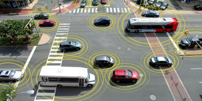 """Заглавна картинка на статията """"Започва тестване на самоуправляващи се коли в Ню Йорк"""""""