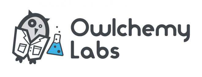 лого на Owlchemy Labs