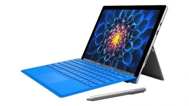 Снимка на Surface Pro 4