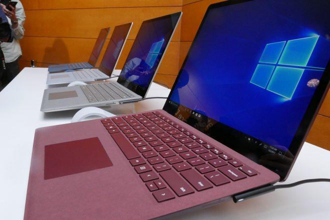 Снимка на Surface Laptop