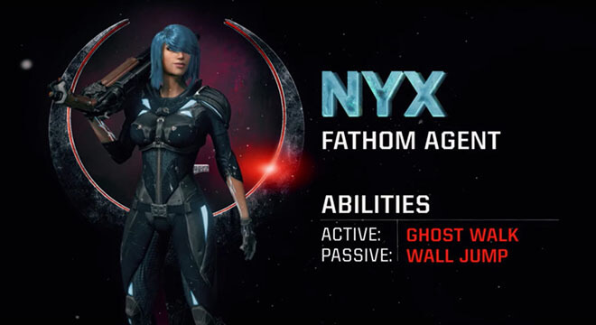 Nyx Quake Champions