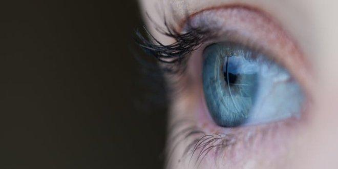 Samsung Galaxy S8 ирисова автентикация. Човешко око