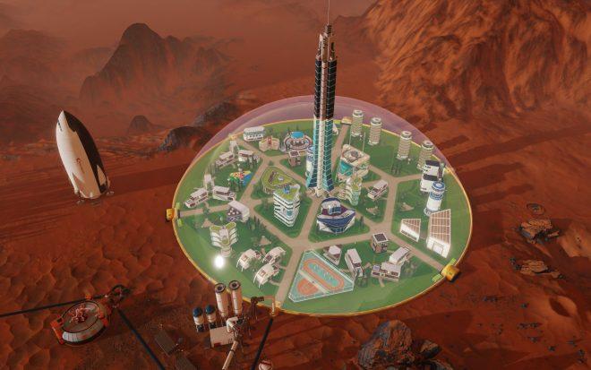 Колониите ще се развиват, използвайки технологиите на бъдещето.