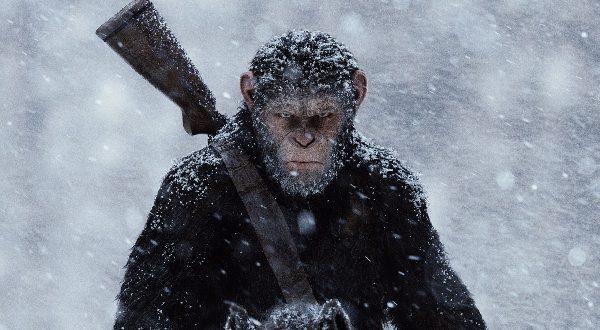 Войната за планетата на маймуните