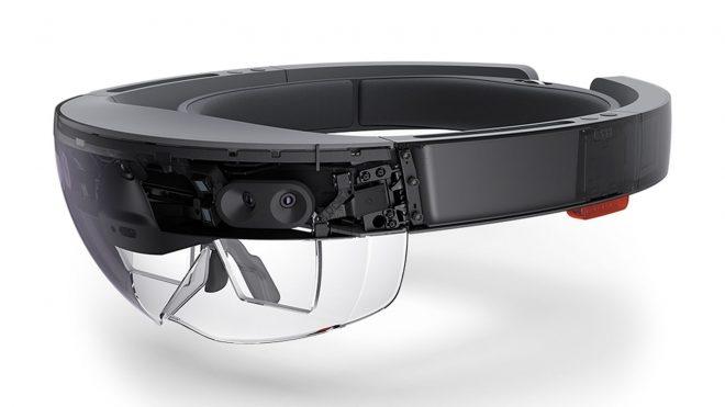 Снимка на Microsoft HoloLens