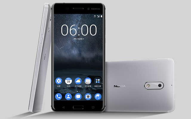 Снимка на Nokia 6