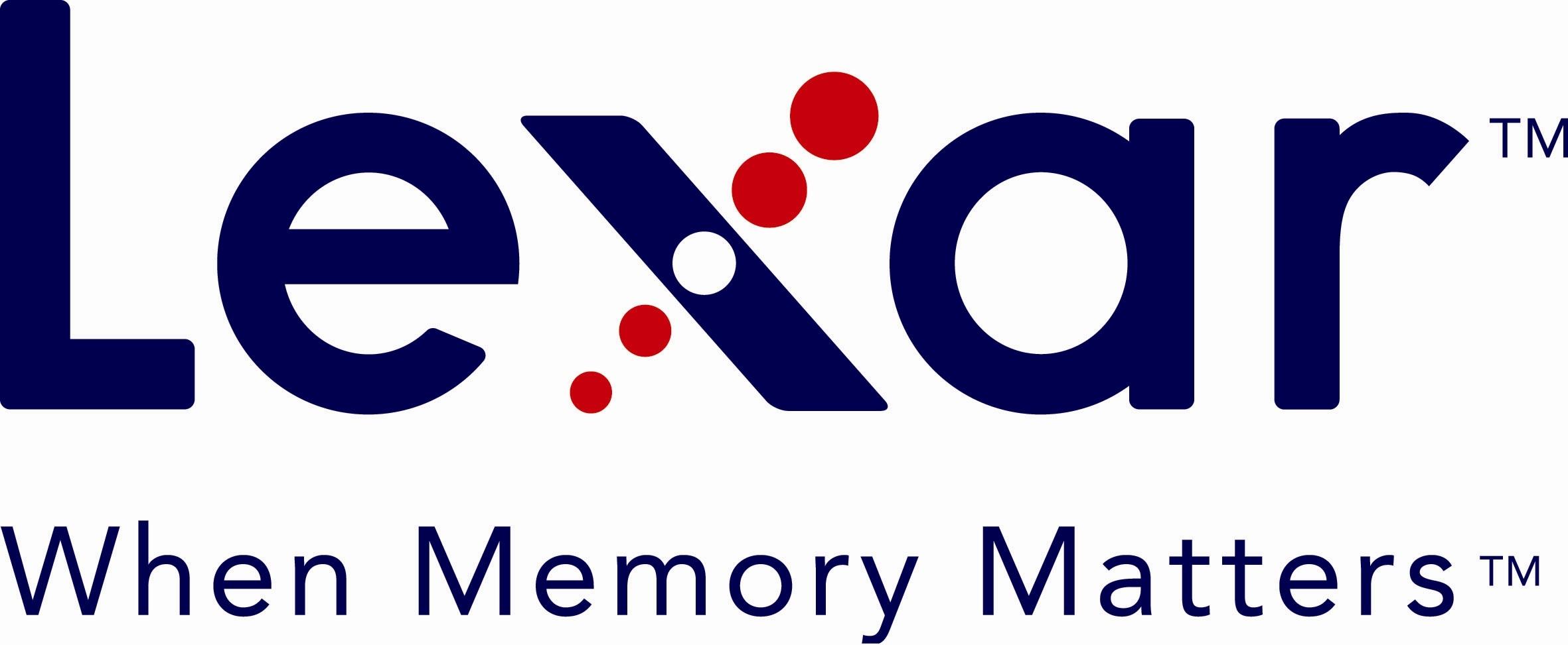 Лого на Lexar