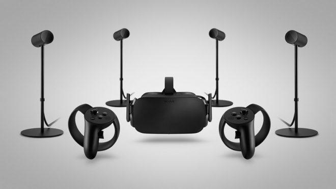 Снимка на Oculus Rift