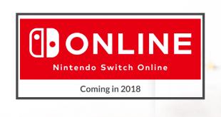 Nintendo Switch Online идва официално през 2018г.