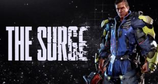 The Surge - Dark Souls с роботи, main hero and logo