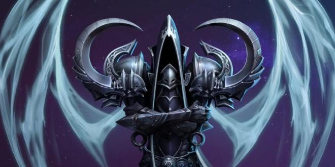 Heroes of the Storm Malthael - Ангелът на смъртта