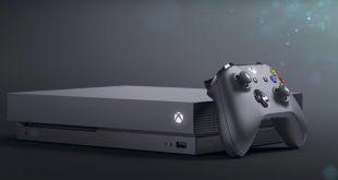 """Заглавна картинка на статията """"Microsoft представиха Xbox One X, но не споменаха нищо за виртуална реалност"""""""
