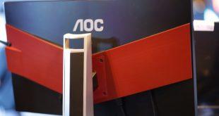 Новите монитори от Philips и AOC
