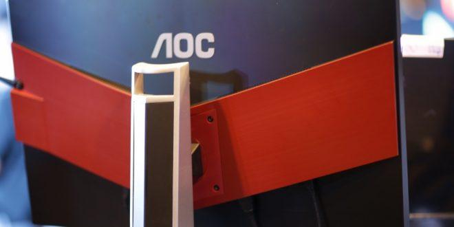 """Заглавна картинка на статията """"Новите монитори от Philips и AOC"""""""