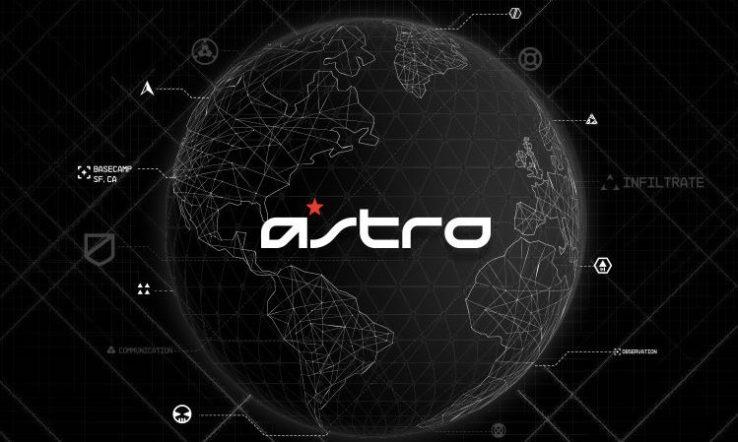 Снимка на Astro Gaming лого