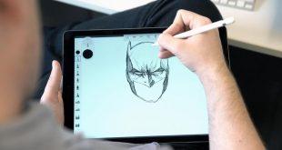 5 от най-добрите апликации за рисуване на iPad Pro