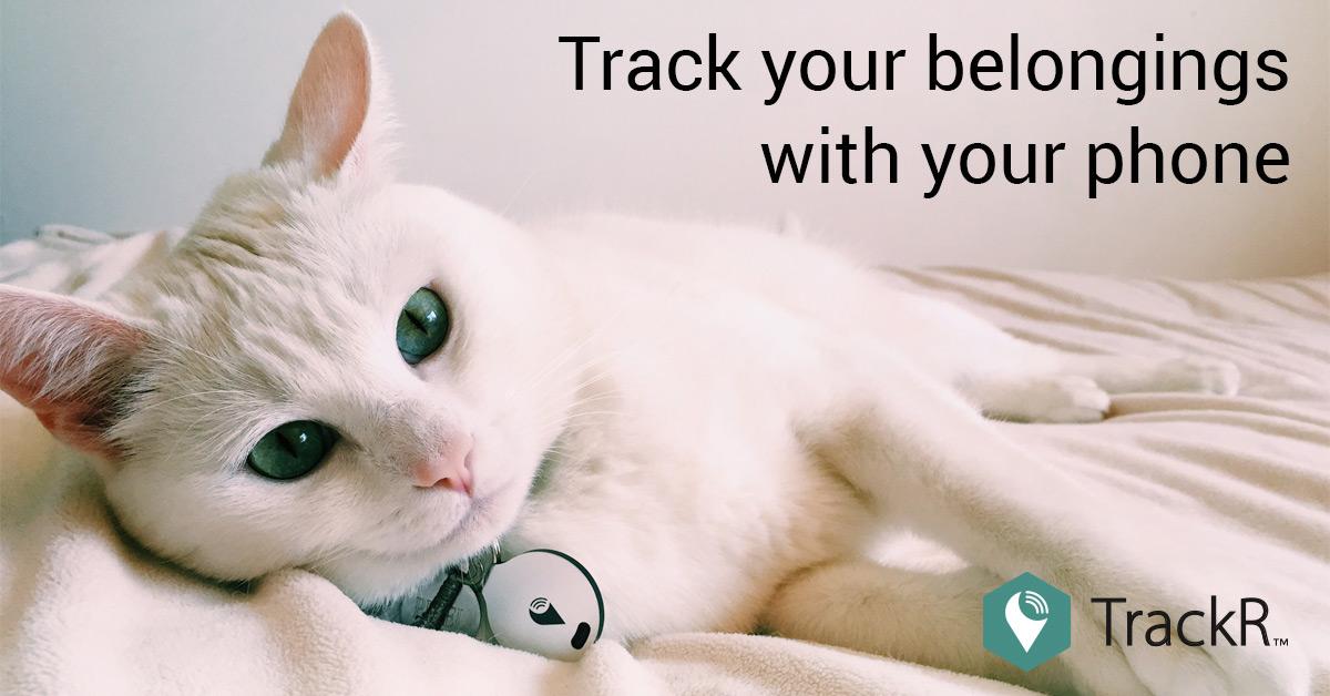 Снимка на TrackR