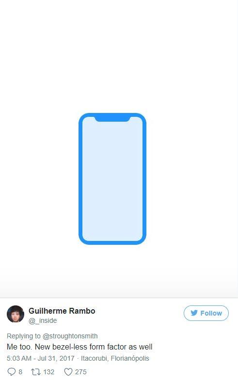 Данни за следващия iPhone