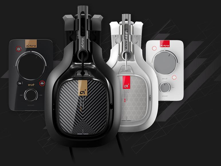 Снимка на Astro Gaming слушалки