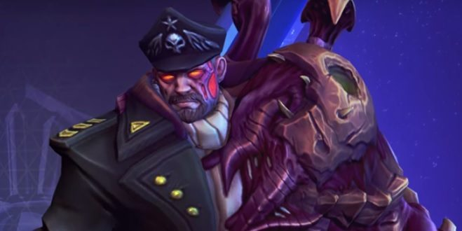 Heroes of the Storm Alexei Stukov