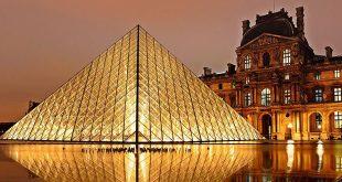 Виртуален тур би ви позволил да разгледате Лувърът през нощтта