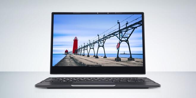 Заглавна картинка на статията за лаптоп с безжично зареждане