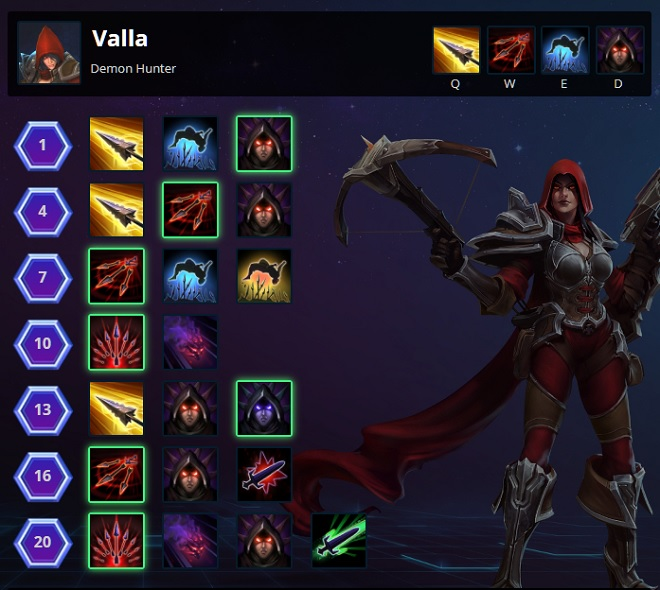 Valla Multishot