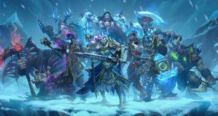 Новият експанжън на Hearthstone - Knights of the Frozen Throne излиза през август