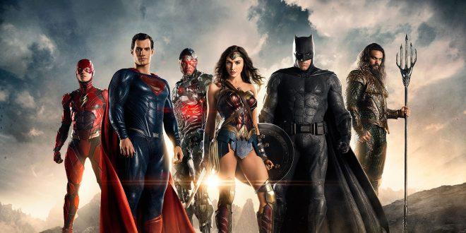 """""""Justice League"""" с нов трейлър и плакат"""