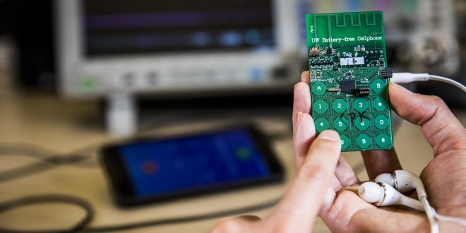 Мобилен телефон без батерия – възможно ли е?