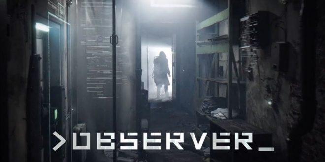 Observer ще ви влезе в мозъка и ще смрази кръвта ви