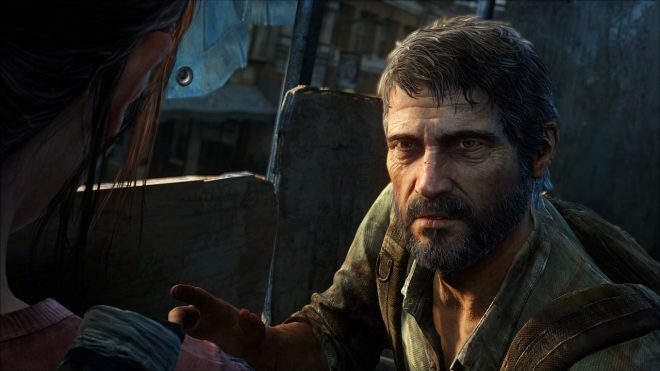 Joel от The last of us