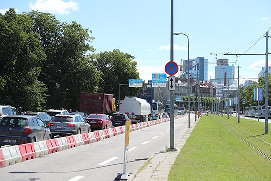 Пътят на автобуса в Талин