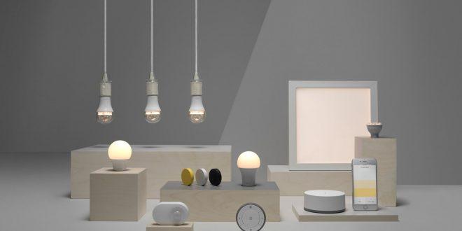 """Заглавна картинка на статията """"Ikea стъпва решително на пазара за """"умни"""" устройства"""""""