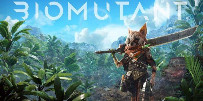 BioMutant е най-интересният анонс от Gamescom 2017