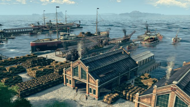 Кораби и складове