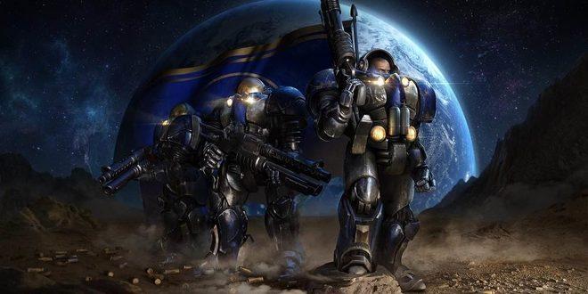 StarCraft: Remastered marines victory