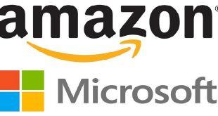"""Заглавна картинка на статията """"Microsoft и Amazon си партнират при смарт асистенти"""""""