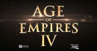 Age of Empires IV бе официално анонсирана