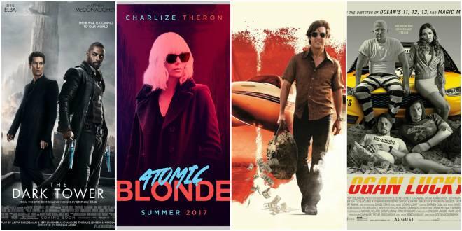 Какво да гледаме на кино - филмите през август 2017