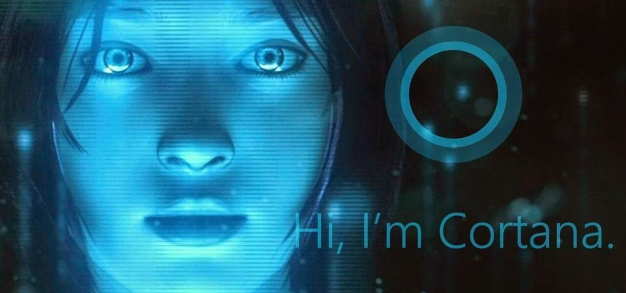 пример за смарт асистенти с Cortana