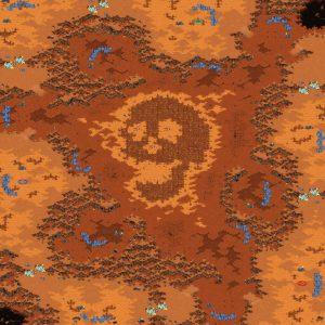 Картата Gold Rush